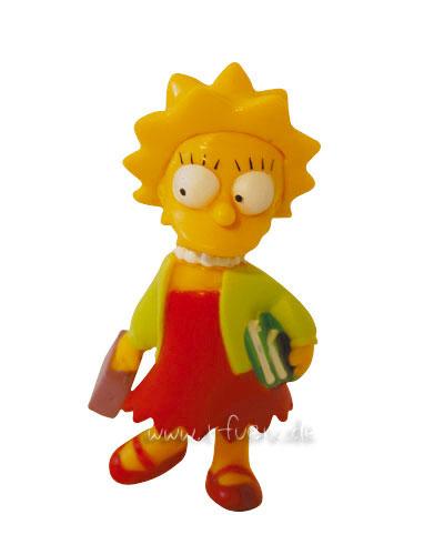 Lisa Simpson - PVC-Figur 7cm