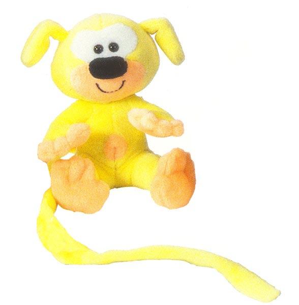 Marsupilami Baby gelb 14cm