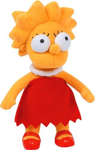 Figur Lisa Simpson 31cm