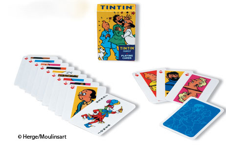 Skat-Kartenspiel Family 4x12 Karten
