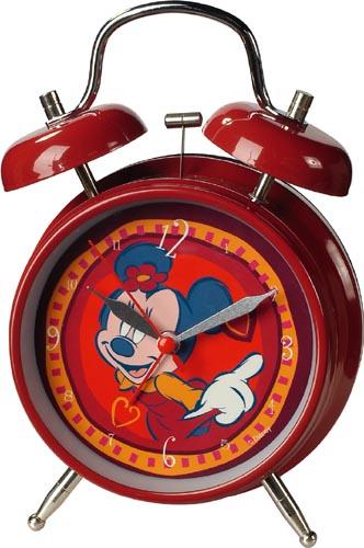 Disney Micky&Donald Serie: Wecker 10cm