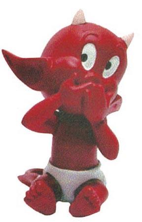 Teufel Serie: Teufel PVC-Figur
